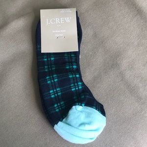 J. Crew No-Show Socks - One Size